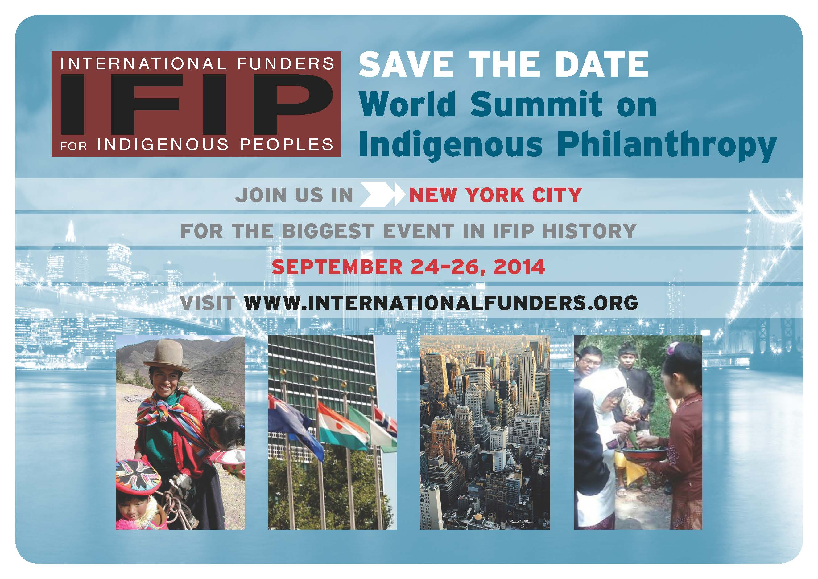 IFIP Summit Save the Date